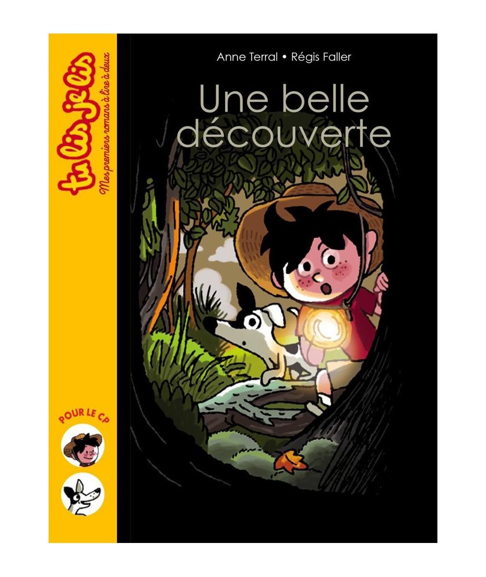 Une belle découverte (Anne Terral, Régis Faller) - Tu lis je lis N° 4