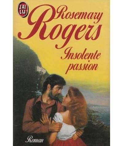 J'ai lu N° 2557 - Insolente passion par Rosemary Rogers