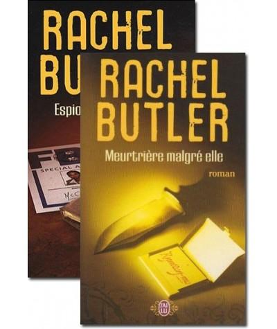 J'ai lu N° 8612 et 8716 - Meutrière malgré elle et Espionne malgré elle par Rachel Butler