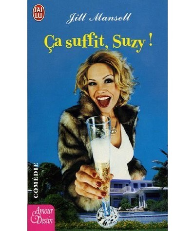 J'ai lu N° 7793 - Ça suffit, Suzy ! par Jill Mansell