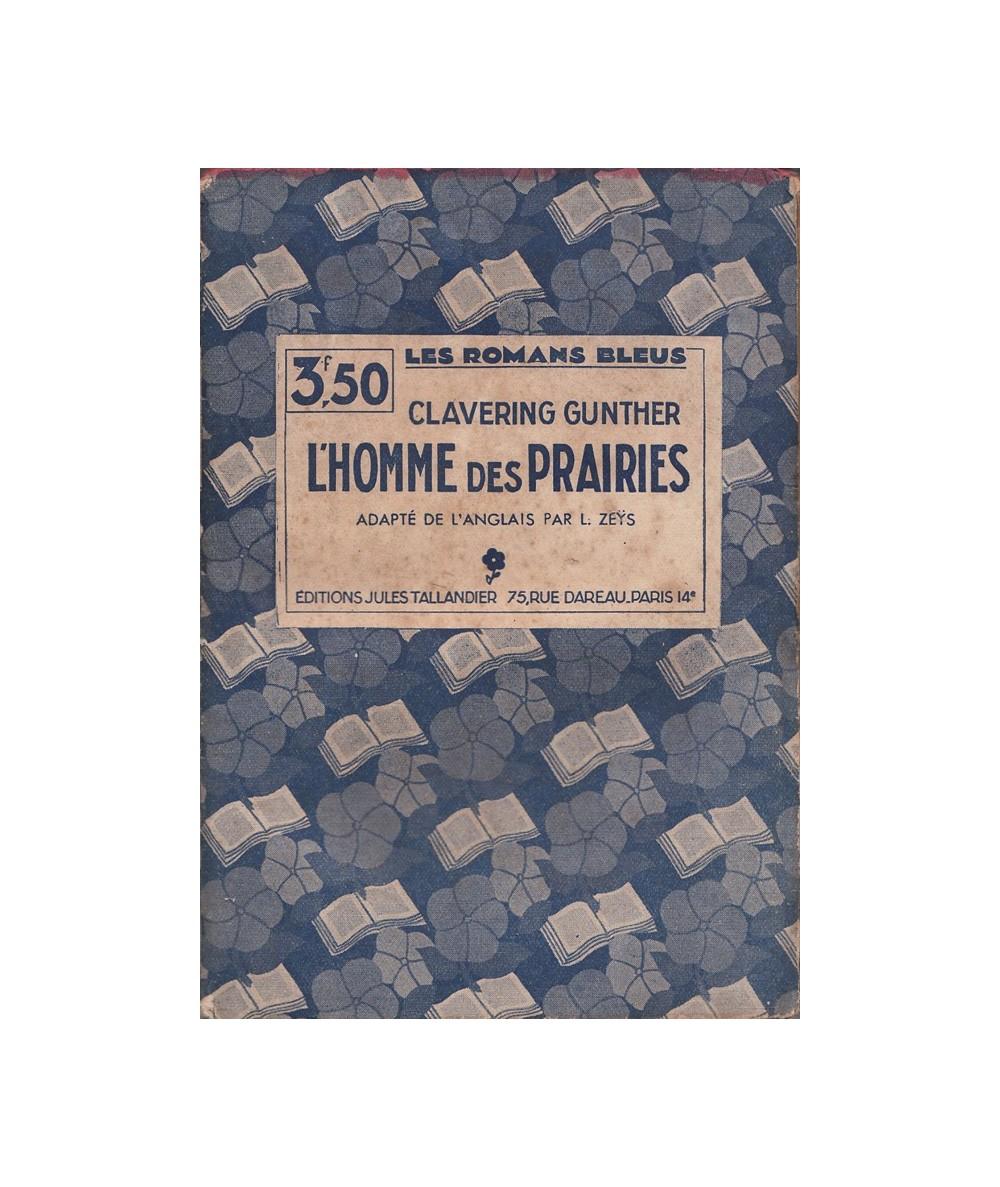 N° 43 - L'homme des prairies par Clavering Gunther