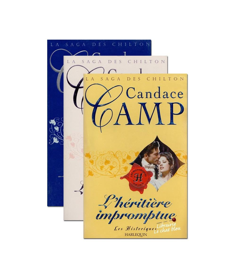 La Saga des Chilton par Candace Camp