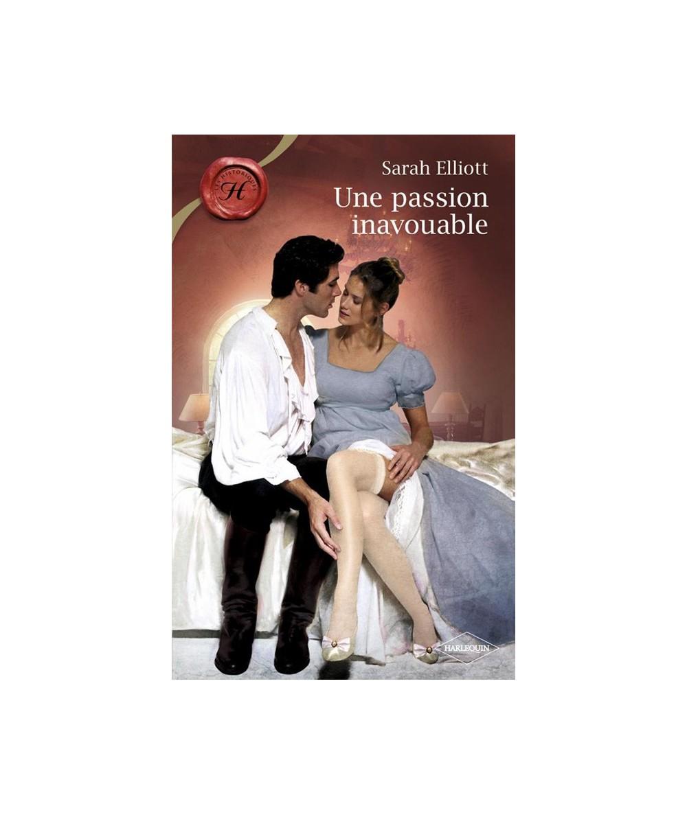 N° 489 - Une passion inavouable par Sarah Elliott