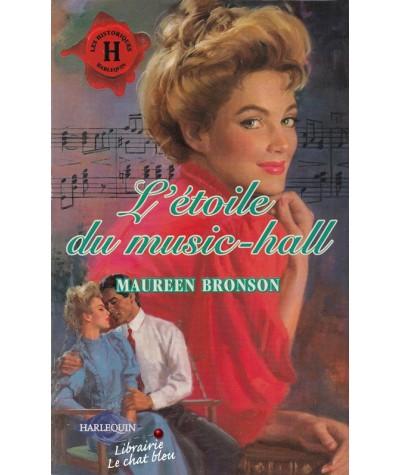 Les Historiques N° 106 - L'étoile du music-hall par Maureen Bronson