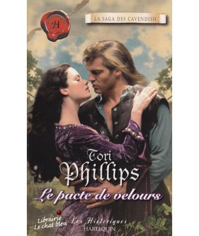 Les Historiques N° 262 - Le pacte de velours par Tori Phillips - La saga des Cavendish