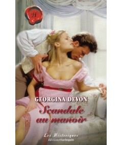 Les Historiques N° 349 - Scandale au manoir par Georgina Devon
