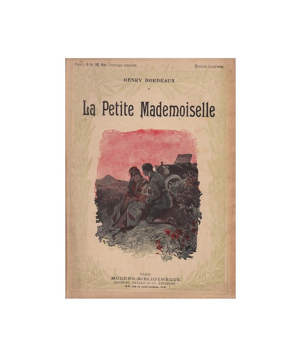 La petite Mademoiselle par Henry Bordeaux - Collection Modern-Bibliothèque