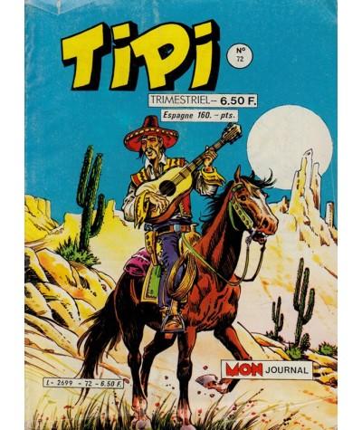 BD petit format - TIPI N° 72
