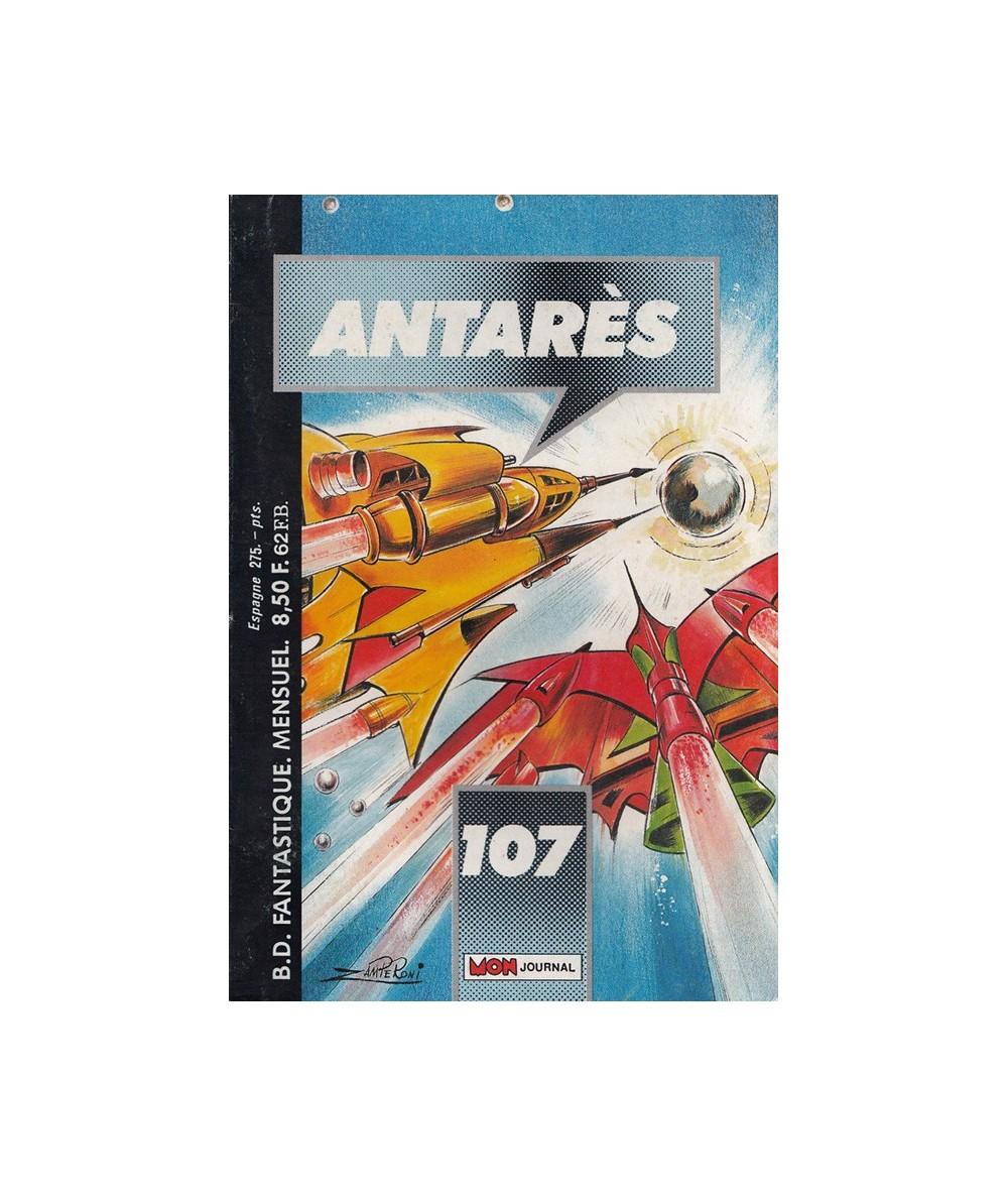 N° 107 - ANTARÈS