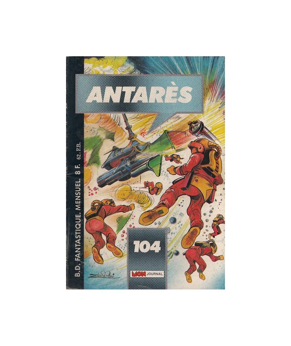 N° 104 - ANTARÈS
