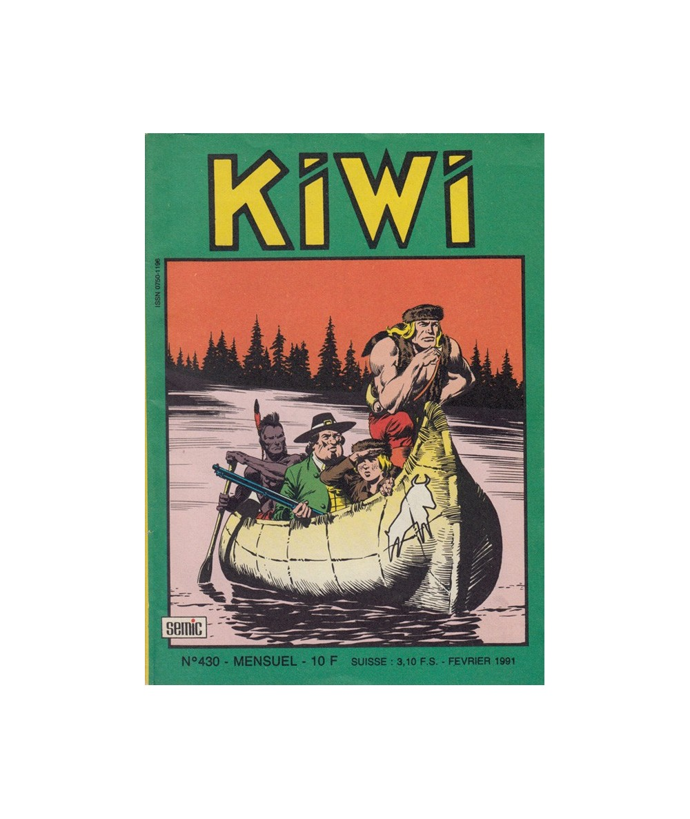 N° 430 - KIWI