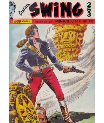 BD petit format - Capt'ain SWING N° 253