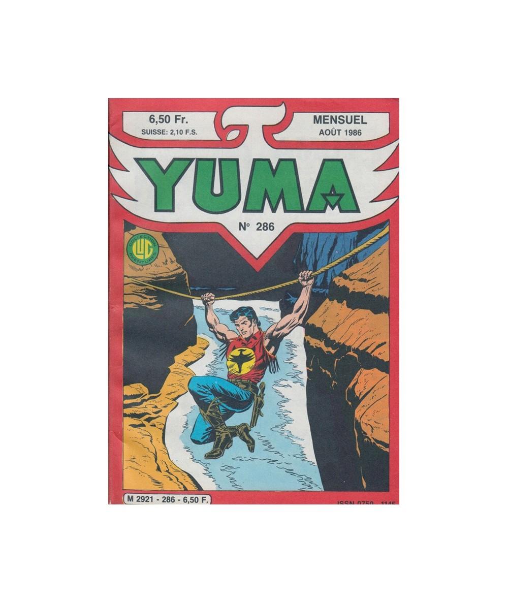 bande dessinee yuma
