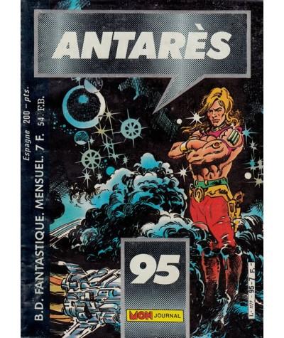 BD petit format - ANTARÈS N° 95