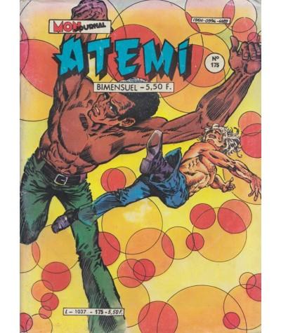BD petit format - ATEMI N° 175