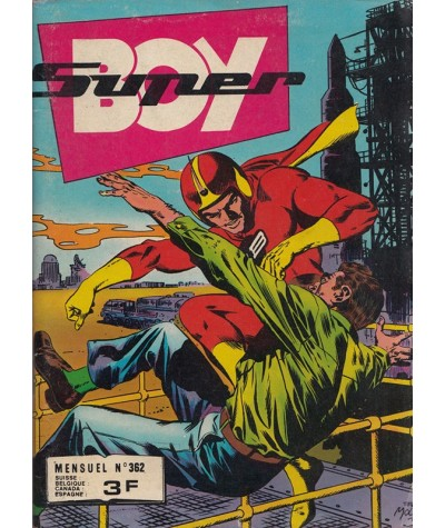 BD petit format - Super BOY N° 362