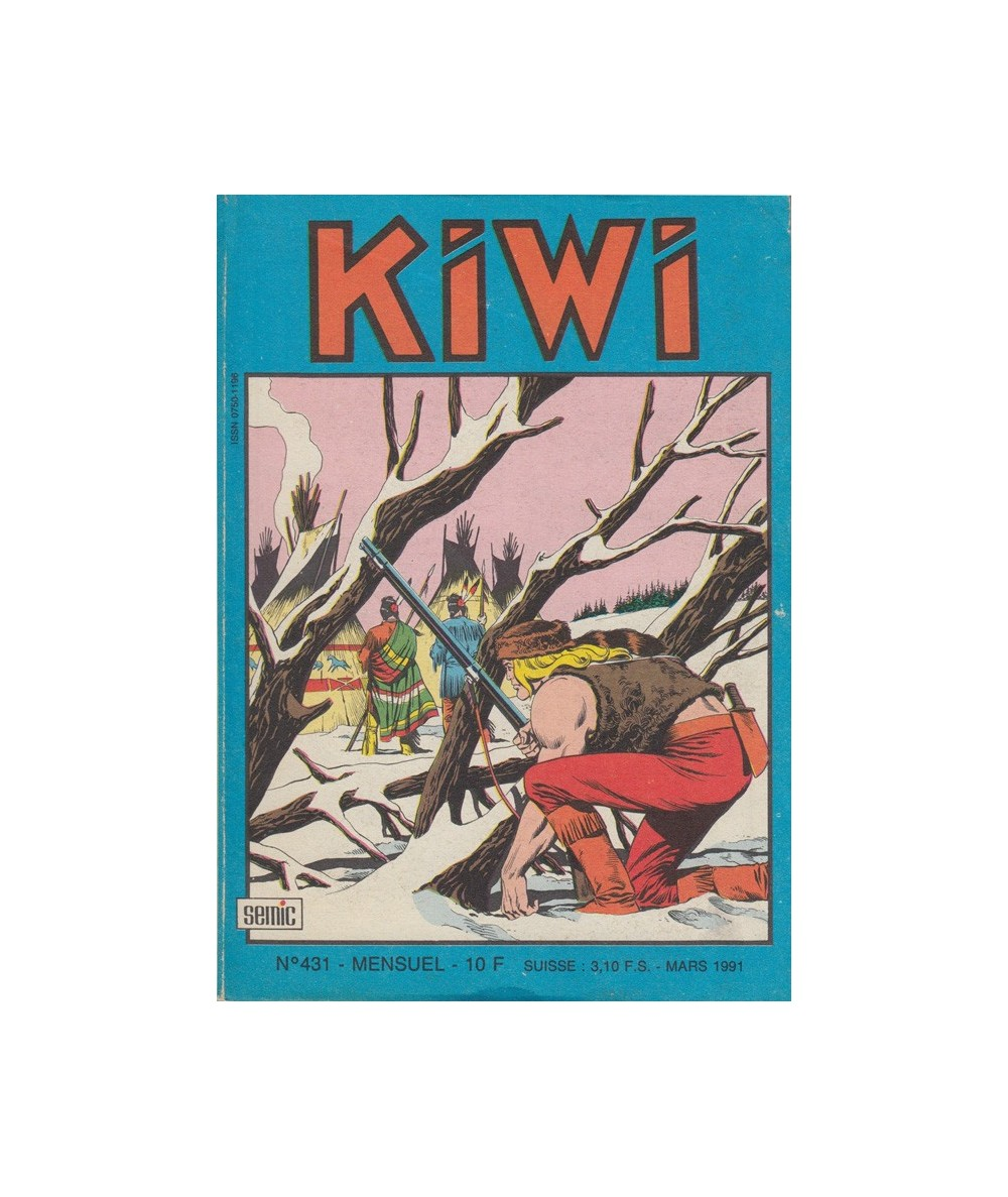 N° 431 - KIWI