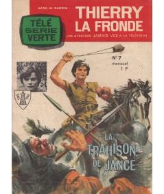 BD petit format - Thierry la Fronde N° 7