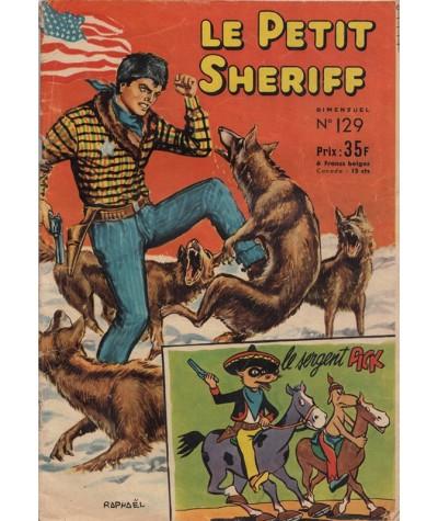 N° 129 - LE PETIT SHERIFF
