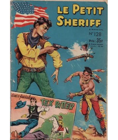 N° 128 - LE PETIT SHERIFF