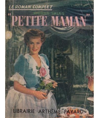 """N° 41 - """"Petite maman"""" par Pierre Sales"""
