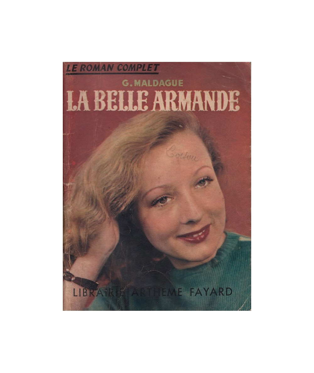 N° 13 - La Belle Armande (Georges Maldague)
