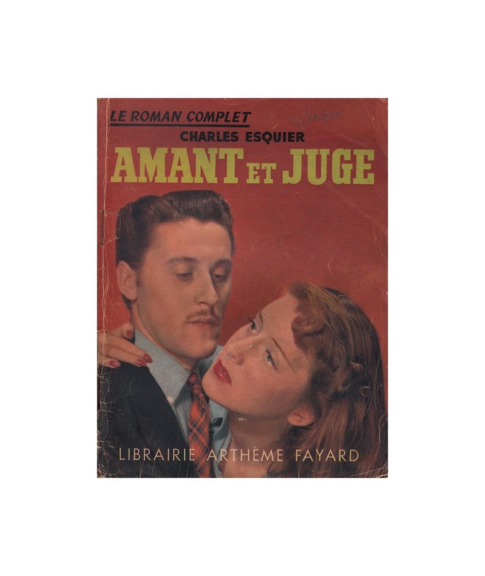 N° 15 - Amant et Juge (Charles Esquier)