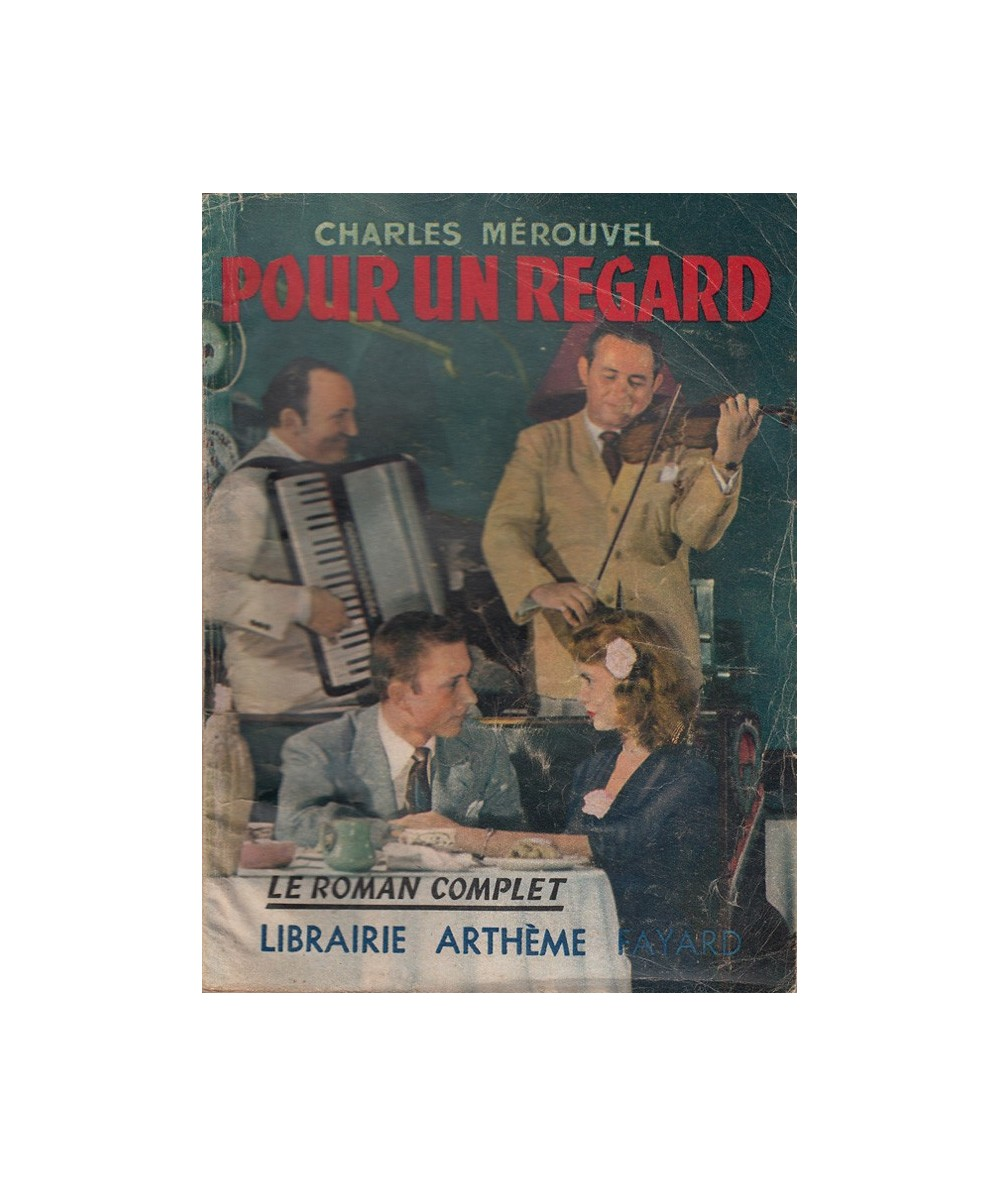 N° 65 - Pour un regard (Charles Mérouvel)