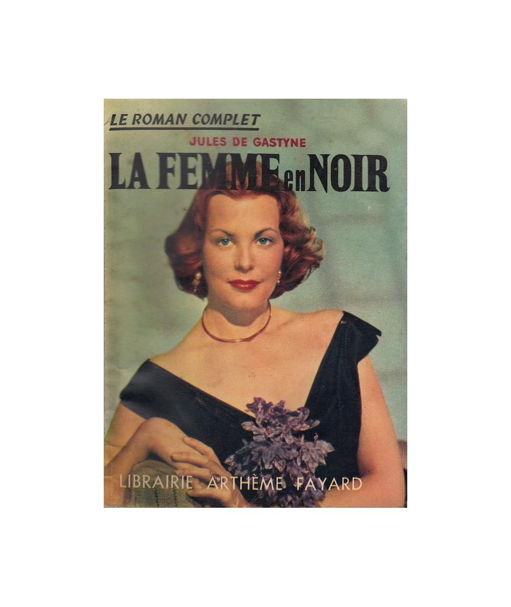 N° 34 - La Femme en Noir par Jules de Gastyne
