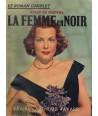Le Roman Complet N° 34 - La Femme en Noir par Jules de Gastyne