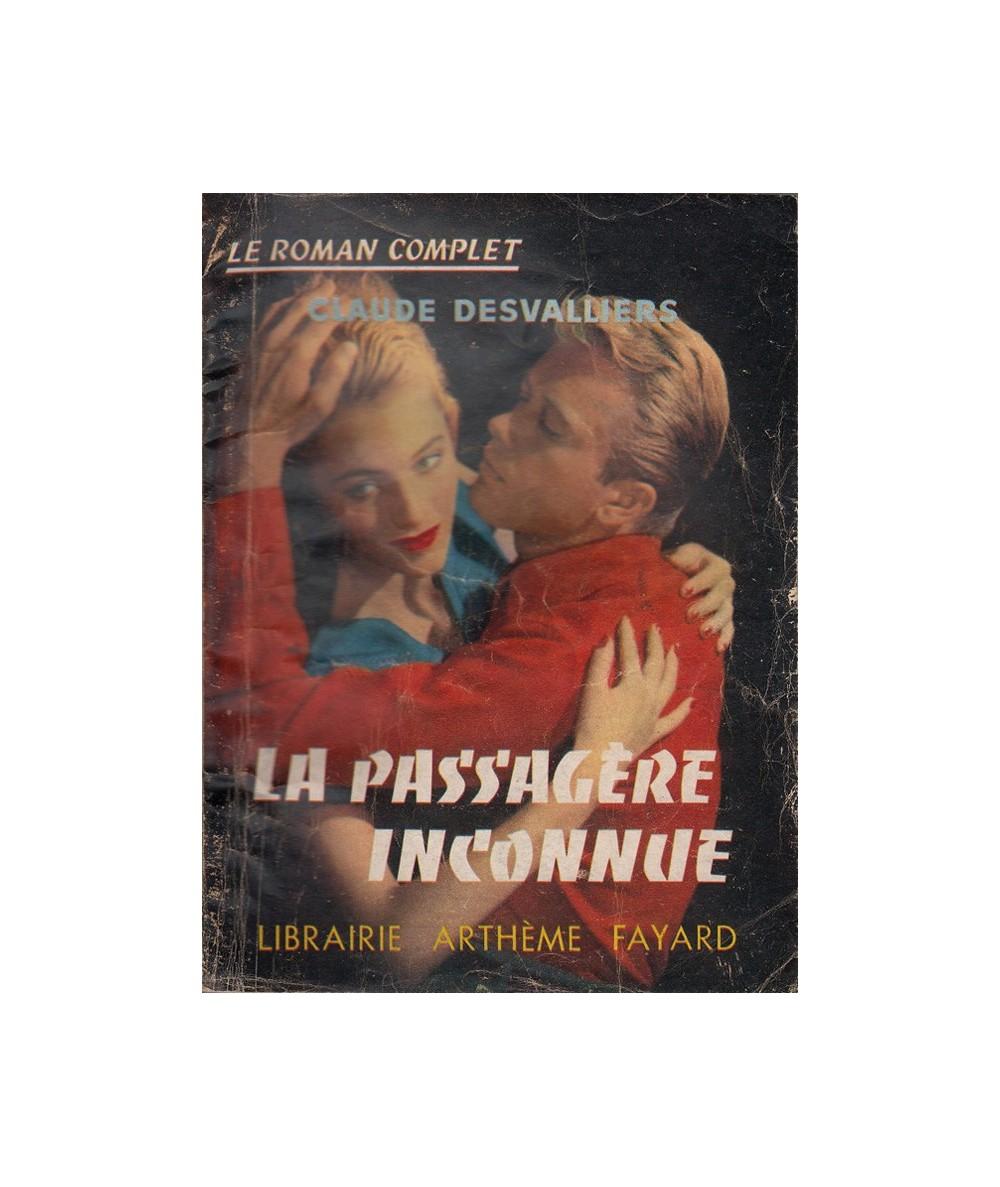 N° 79 - La passagère inconnue par Claude Desvalliers