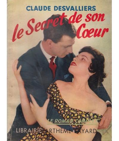 Le Roman Complet N° 90 - Le Secret de son Coeur par Claude Desvalliers