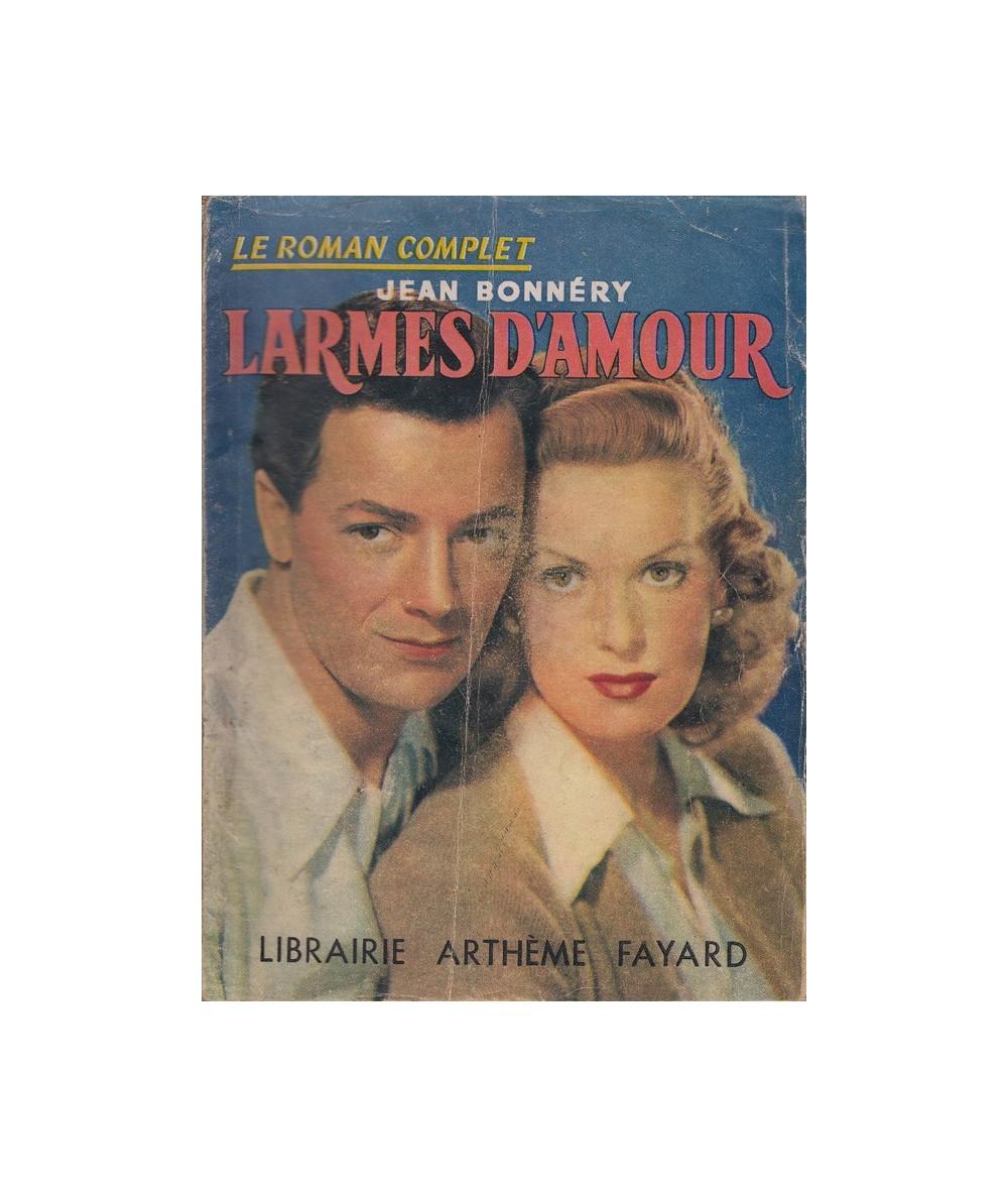 N° 54 - Larmes d'amour (Jean Bonnéry)