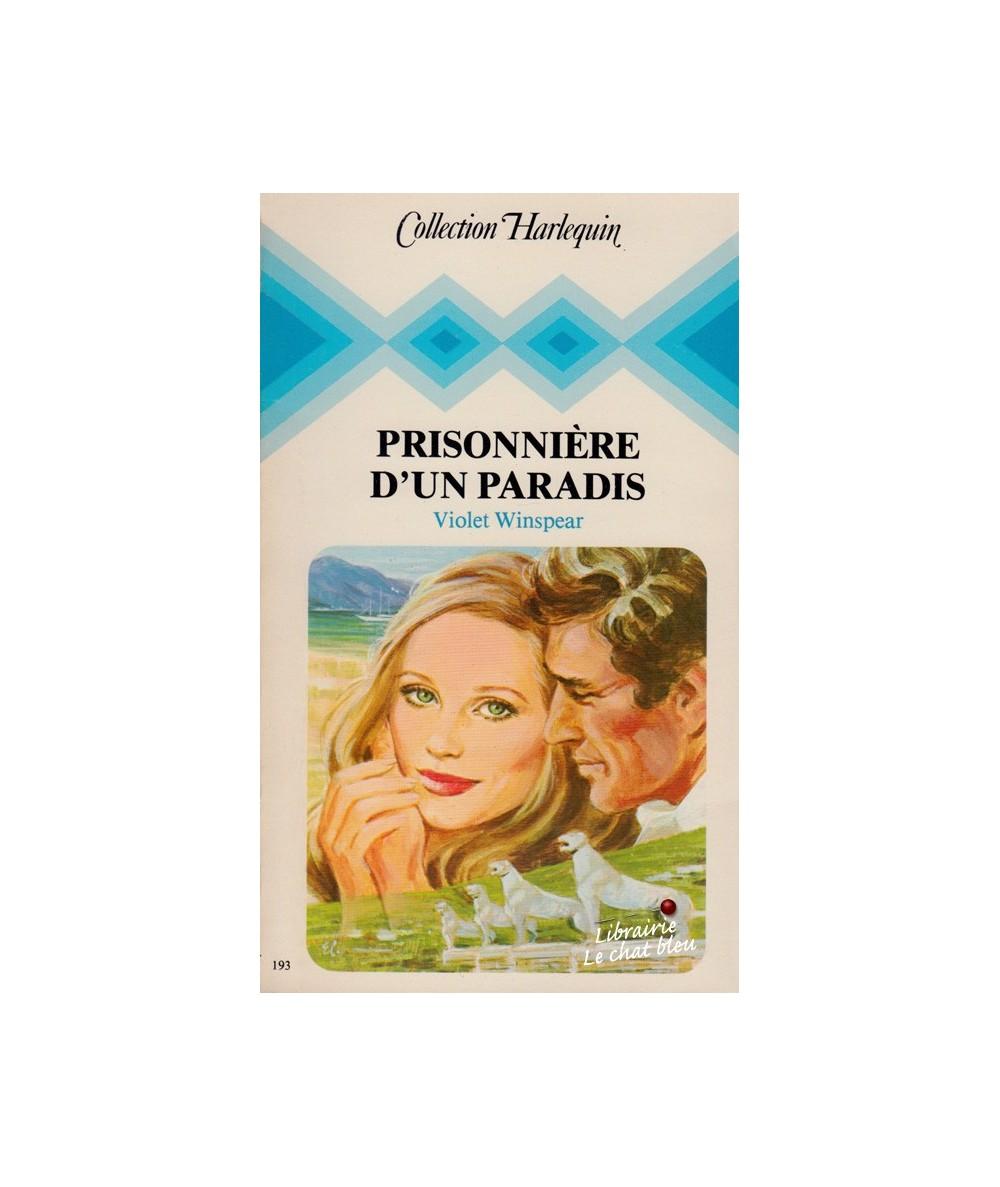 N° 193 - Prisonnière d'un paradis par Violet Winspear
