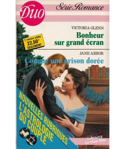 Duo Romance N° 397/398 - Bonheur sur grand écran par Victoria Glenn - Comme une prison dorée par Jane Arbor