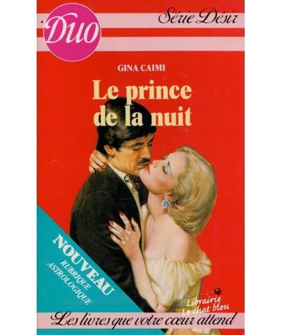 Duo Désir N° 213 - Le prince de la nuit par Gina Caimi