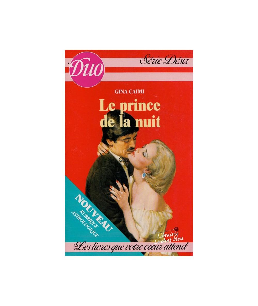 N° 213 - Le prince de la nuit (Gina Caimi)
