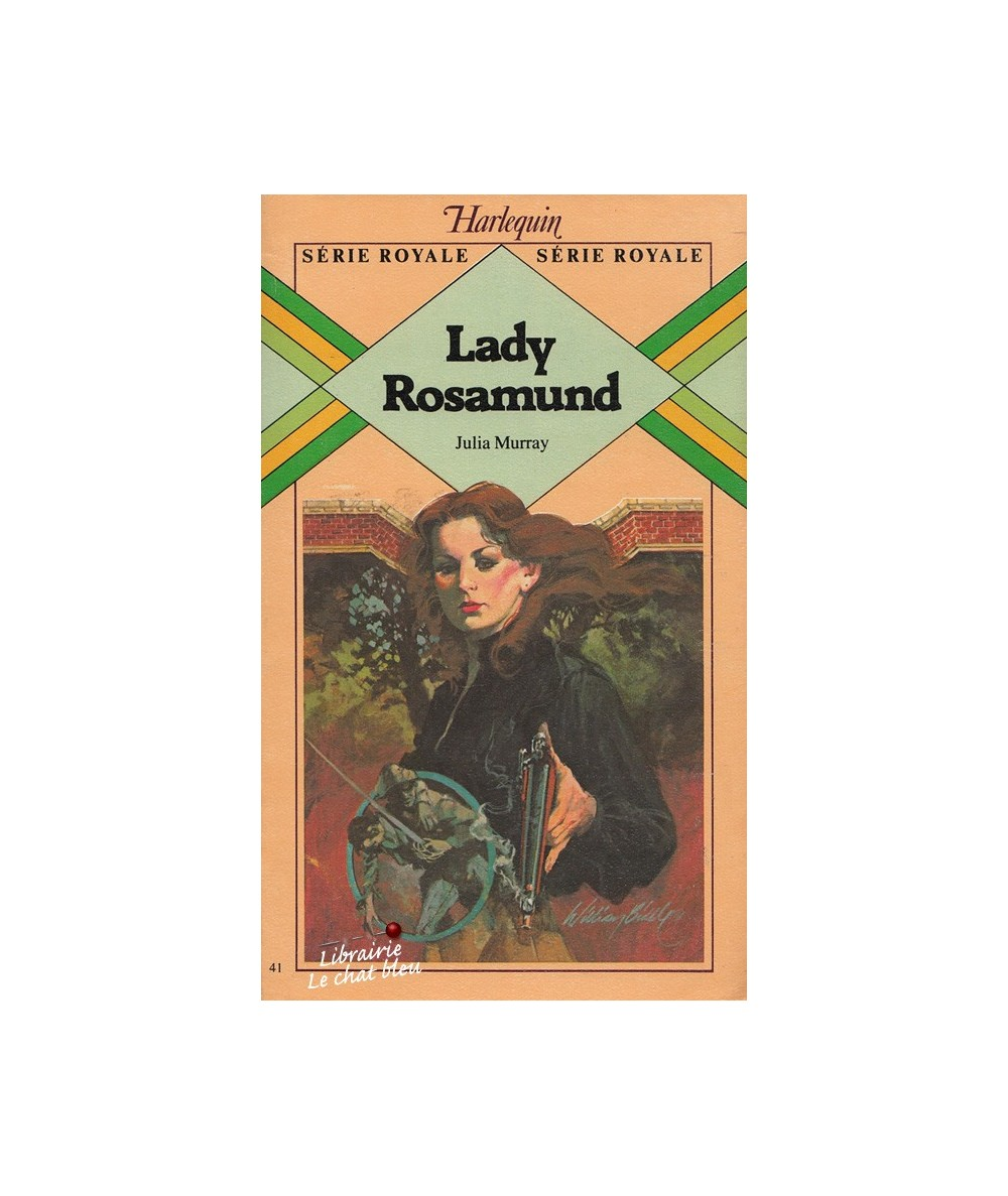 N° 41 - Lady Rosamund par Julia Murray