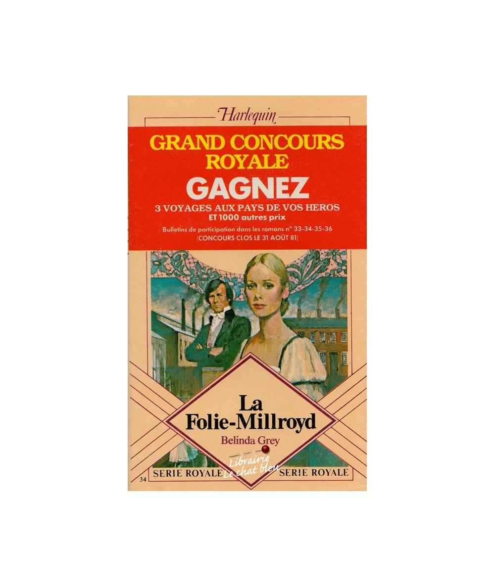 N° 34 - La Folie-Millroyd par Belinda Grey