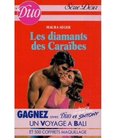 Duo Désir N° 222 - Les diamants des Caraïbes par Maura Seger