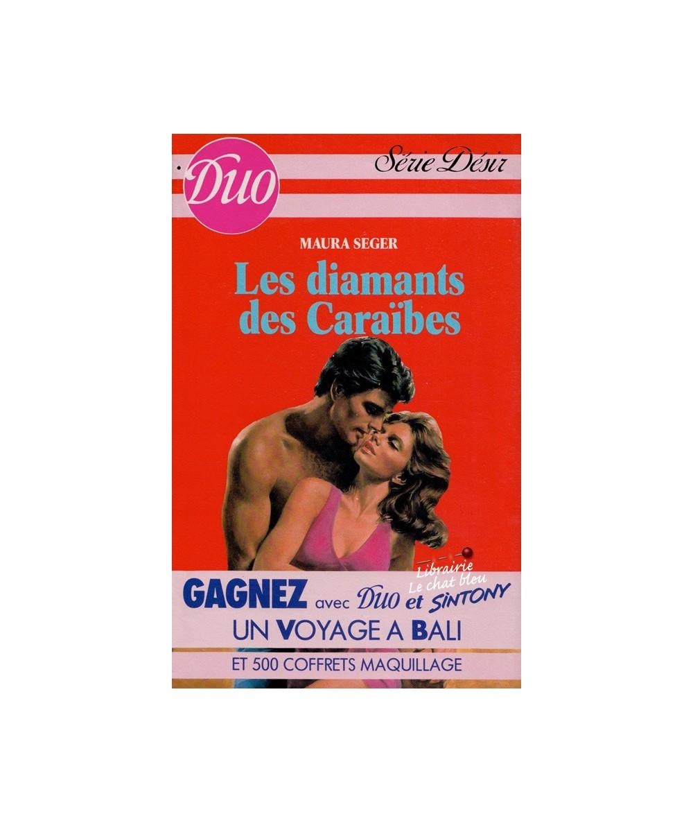 N° 222 - Les diamants des Caraïbes (Maura Seger)