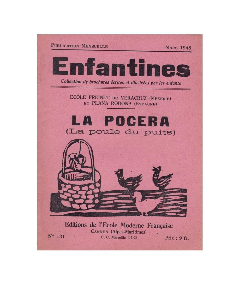 N° 131 - La Pocera (La poule du puits) - Collectif