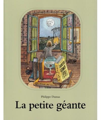 Album L'École des loisirs pour les 5 à 7 ans - La petite géante par Philippe Dumas