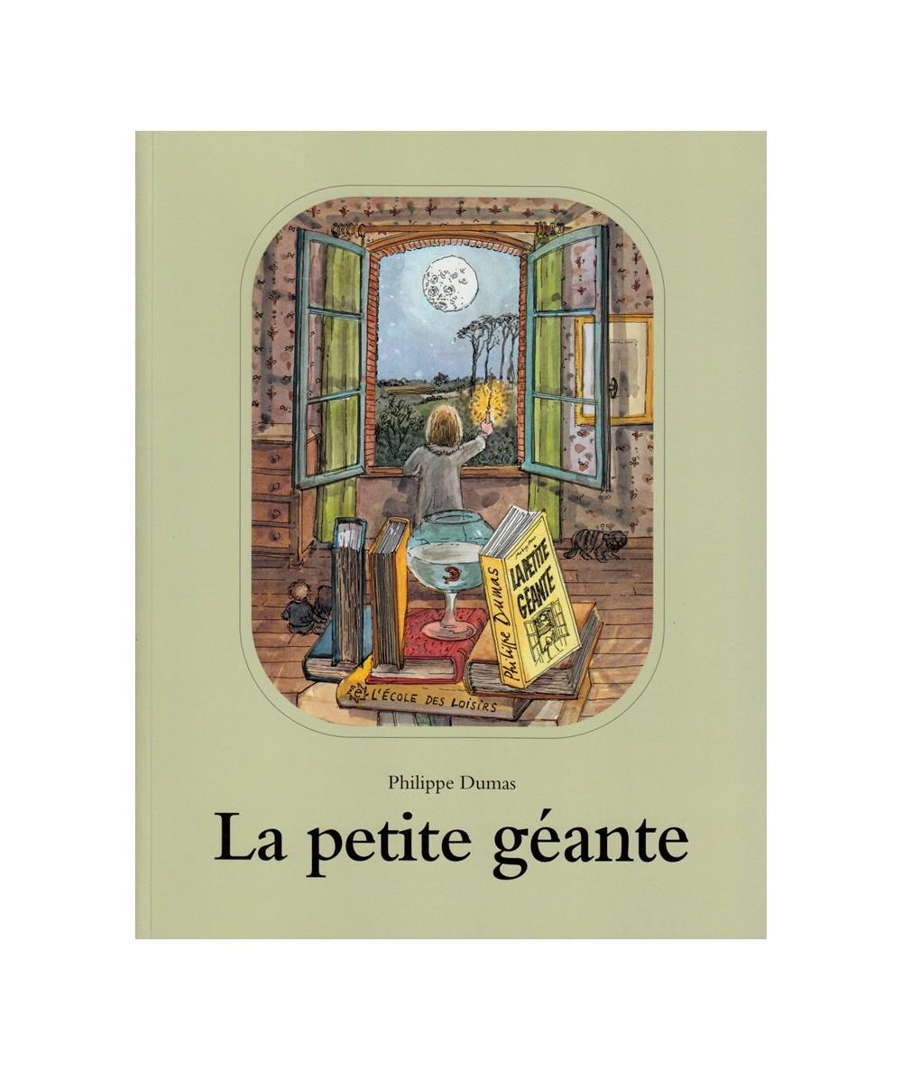 La petite géante par Philippe Dumas