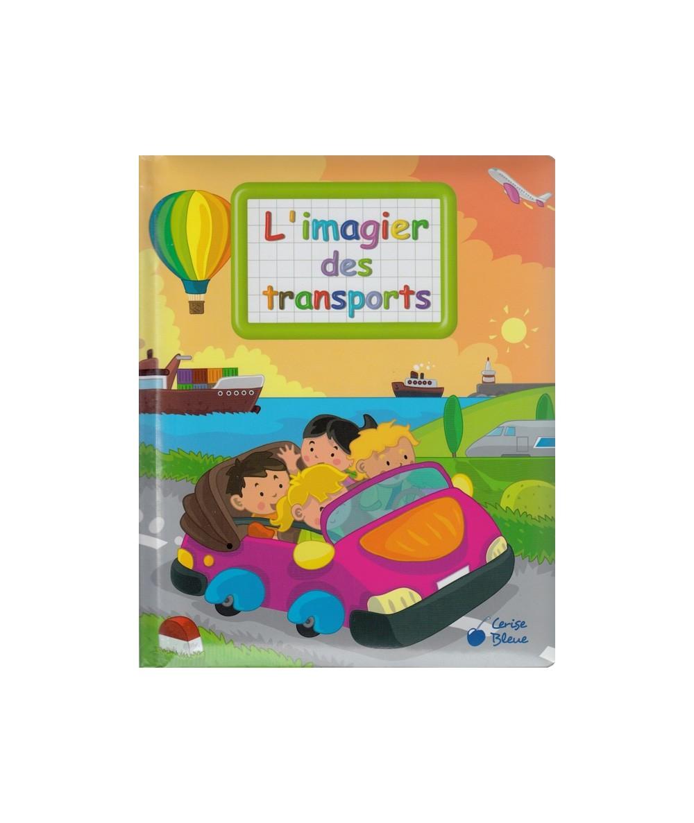 L'imagier des transports + Un coloriage offert