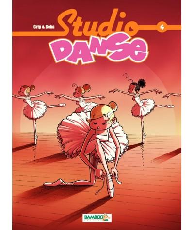 Tome 4 - Studio Danse par Crip et Béka