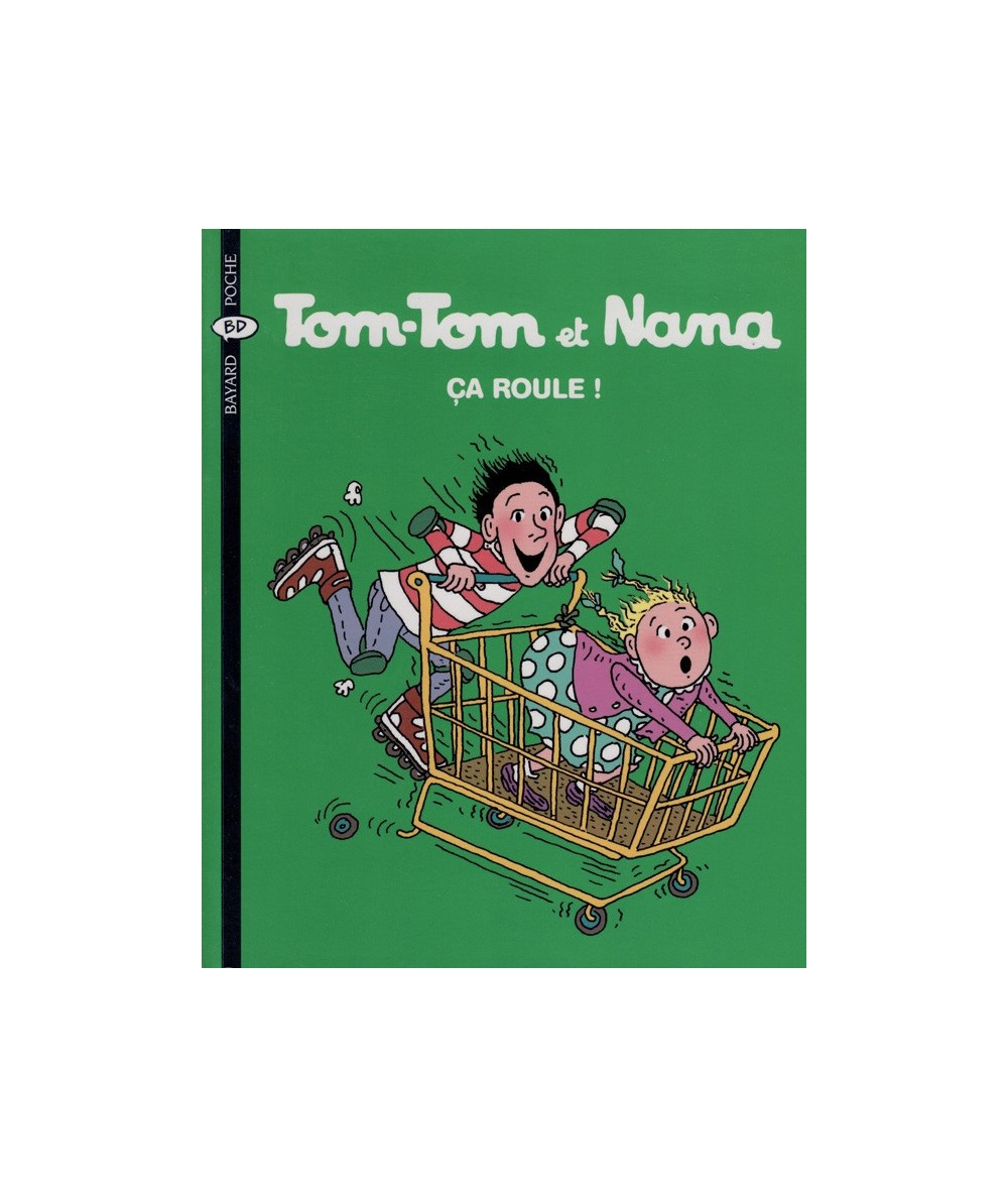 Tom-Tom et Nana : Ça roule ! - BD N° 31