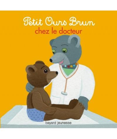 N° 17 - Petit Ours Brun chez le docteur par Marie Aubinais et Danièle Bour