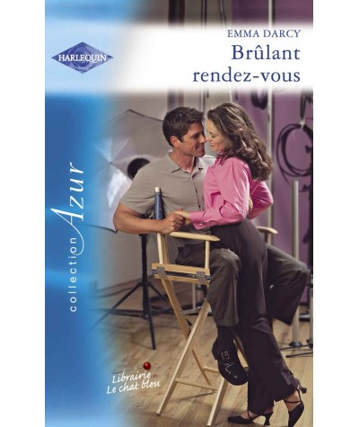 Harlequin Azur N° 2737 - Brûlant rendez-vous par Emma Darcy