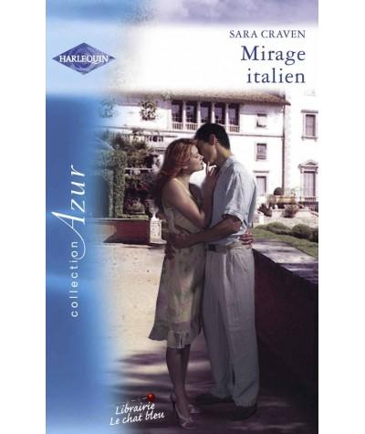 Harlequin Azur N° 2731 - Mirage indien par Sara Craven